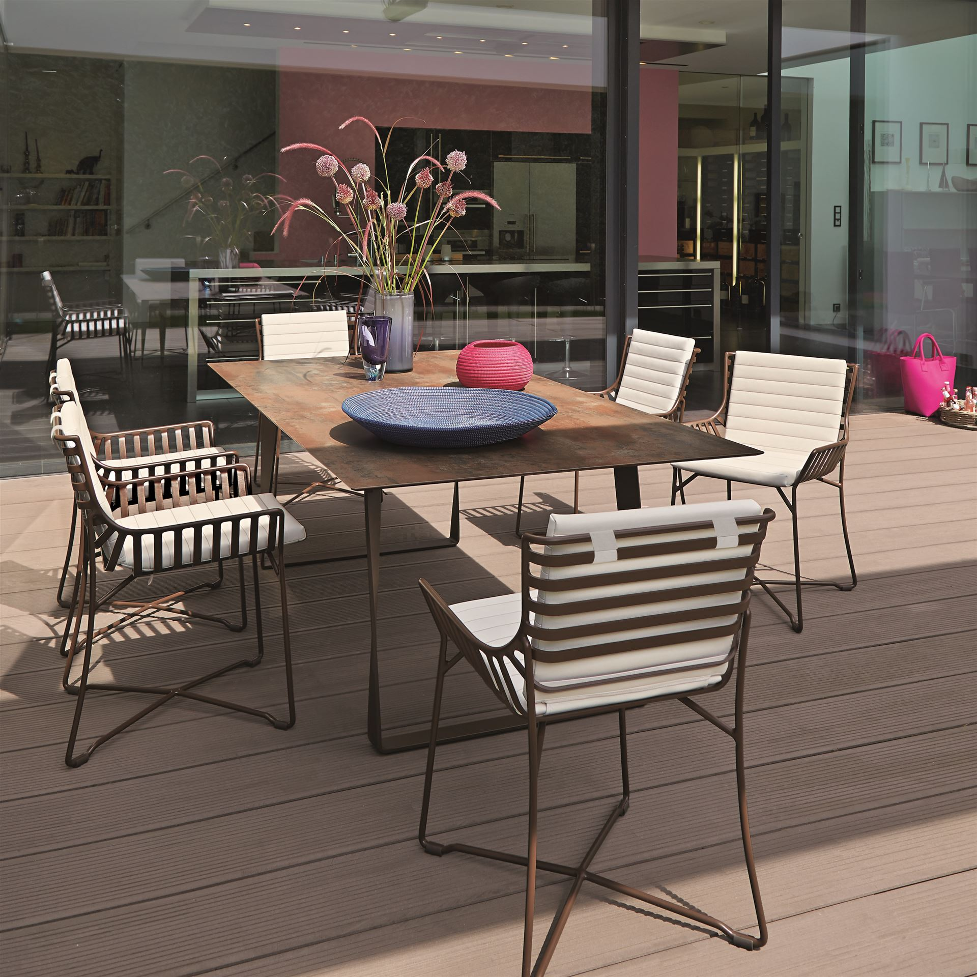 terrassengarten graz wien linz budapest. Black Bedroom Furniture Sets. Home Design Ideas